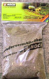 SCATTER-MATERIAL-BROWN-EARTH-by-NOCH-08441-suit-model-train-diorama