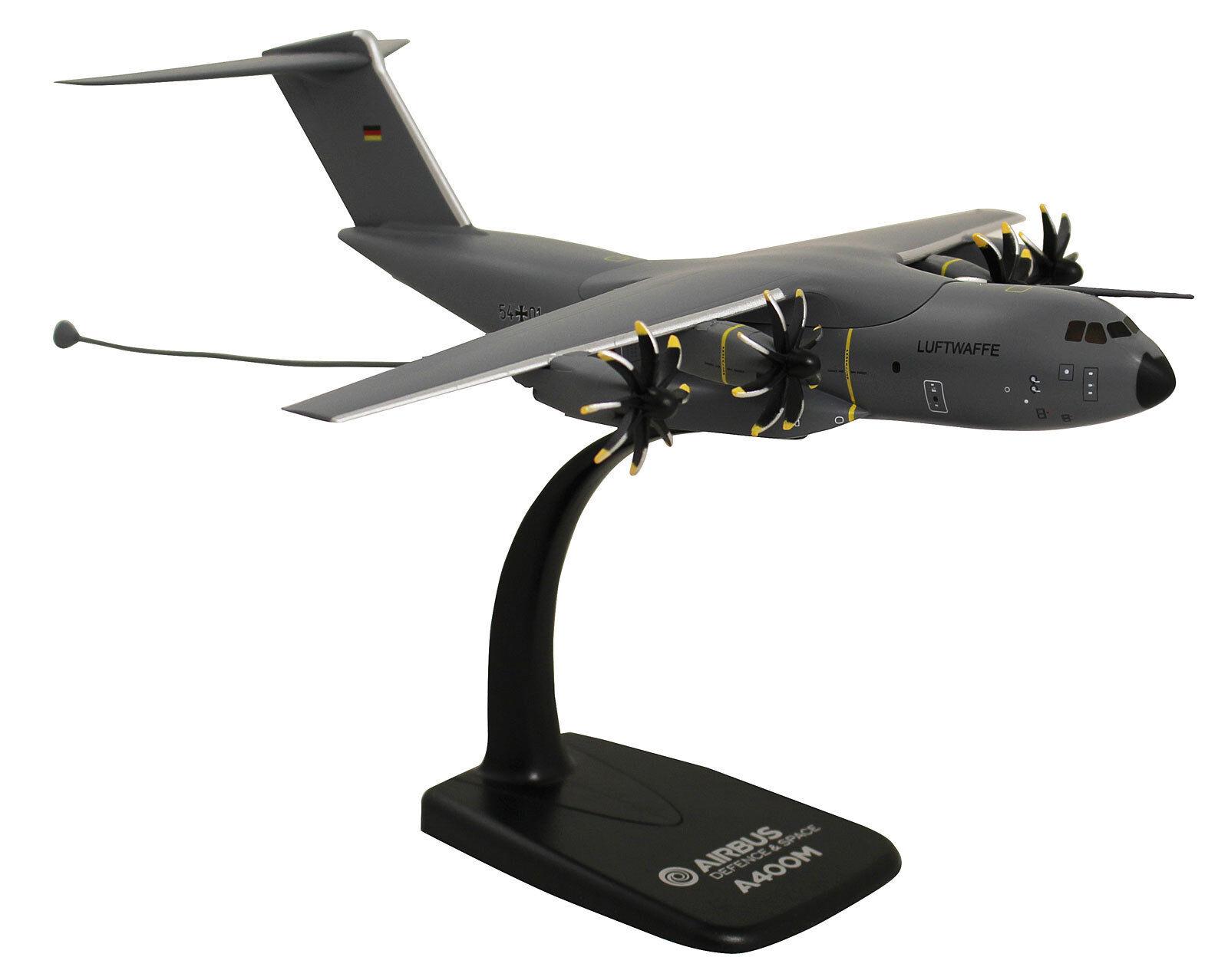 Fuerza aérea airbus a400m 1 200 limox Wings lm204 ejército alemán avión modelo 54+01