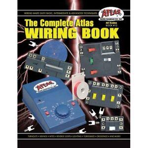 Tremendous Atlas 12 Book Complete Atlas Wiring Guide All Scales Beginner Wiring Digital Resources Jonipongeslowmaporg