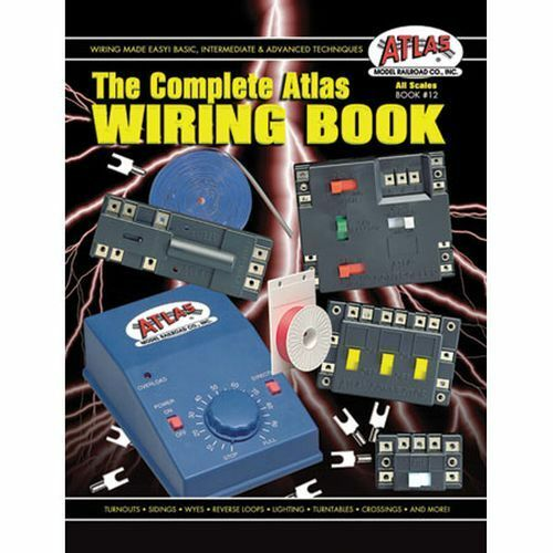 Fantastic Atlas 12 The Complete Wiring Book 732573000124 For Sale Online Ebay Wiring 101 Akebretraxxcnl