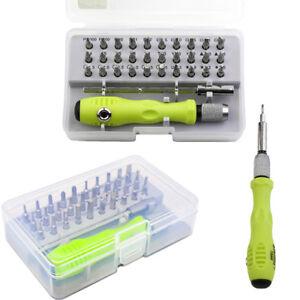 Screwdriver-32-In-1-Micro-Tool-Kit-Repair-Set-Laptop-PC-Computer-T6-Torx-F27