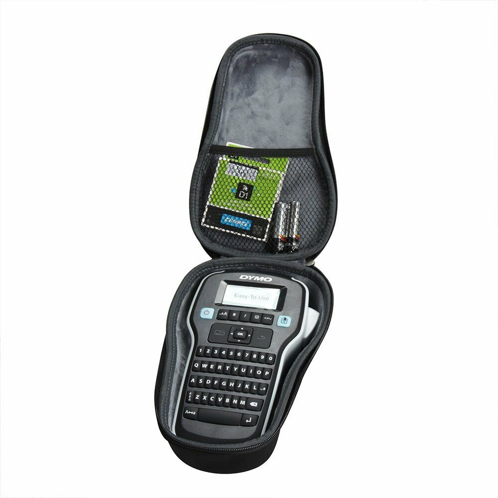 Hard EVA Travel Case for Brother P-Touch PT-D210 Label Maker by Hermitshell