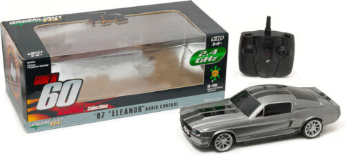Greenlight 91001 118 Gone in Sixty Seconds 1967 Ford Mustang Eleanor 2.4 GHz RC