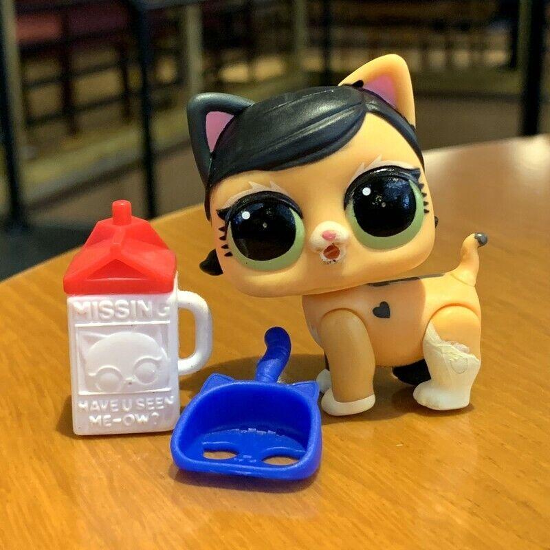 LOL Surprise Doll Pets Su-Purr Kitty Cutie Series 3 Kitten L.O.L Cat animals