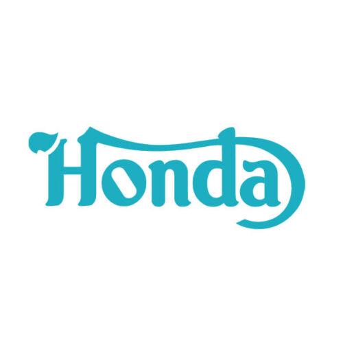 1 Sticker 4 tailles 12 couleurs au choix Honda style Norton