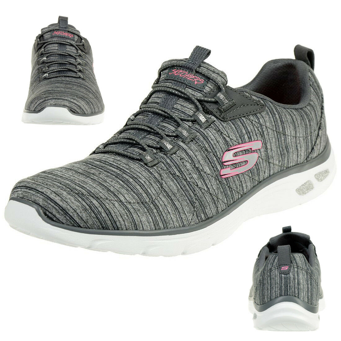 Skechers Relaxed Fit Imperio D'Lux D'Lux D'Lux Zapatillas Deportivas de Mujer Air Cooled  marca
