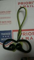 Plantronics BackBeat Fit Bluetooth Wireless Headphones GREEN for parts repair