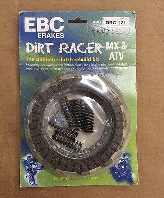 EBC Brakes DRC212 Dirt Racer Clutch