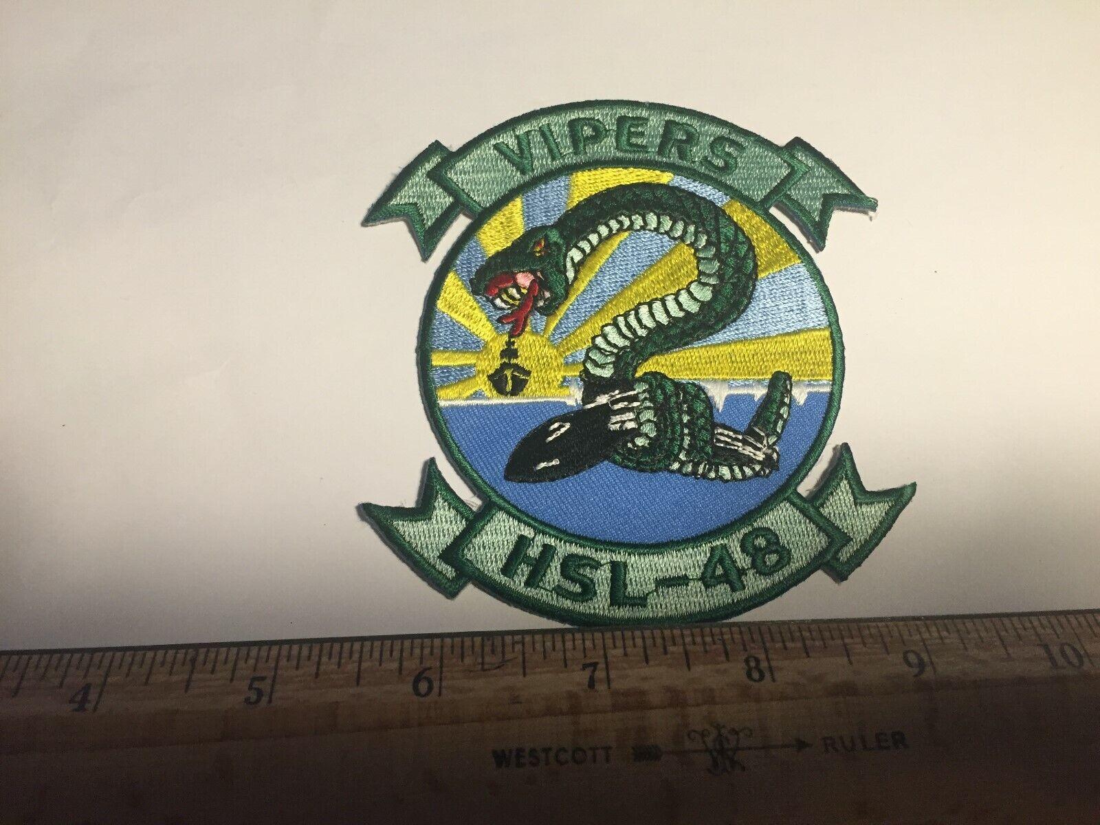 HSL-74 Demon Elves Squadron Patch –Sew On