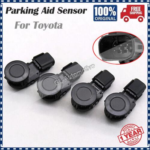 New 4pcs Car Parking Sensor Fits For Toyota RAV4 TUNDRA TACOMA 13-2016 4.0L 4.6L
