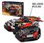 Bausteine-Verfolgen-Racing-Fernbedienung-Spielzeug-Geschenk-Modell-Kind Indexbild 3