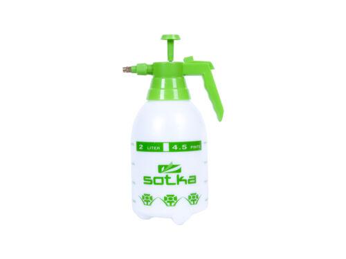 1-1.5-2 L Hand pressure sprayer weed pest killer bottle manual plant flower