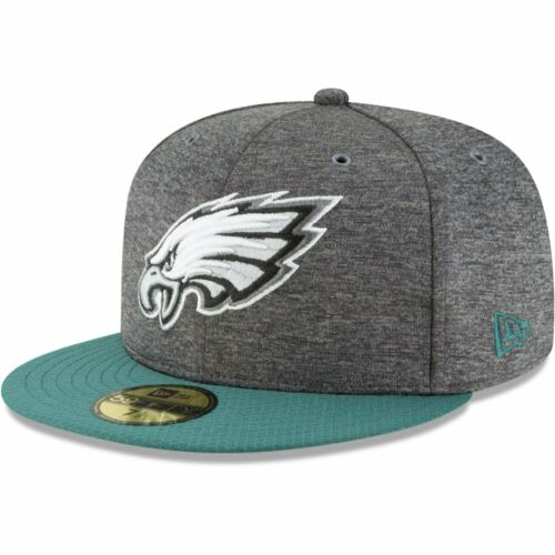 Sideline Home Philadelphia Eagles New Era 59Fifty Cap