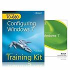 MCTS Self-paced Training Kit and Online Course Bundle (exam 70-680): Configuring Windows 7 by Orin Thomas, Ian McLean (Mixed media product, 2010)