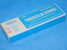 Perfektum 5202 Tuberculin Syringes 1cc Non Sterile New