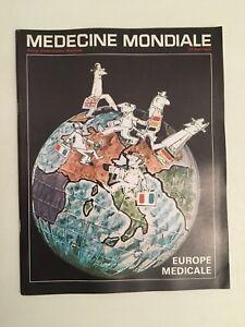 Medicina Mondiale Rivista Informazione Medica 22 Avril 1969