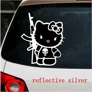 for hello kitty soldiers Truck / Car Decal Vinyl Sticker ...
