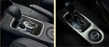 Stainless Gear box panel decoration trim 1pcs For Mitsubishi Outlander 2013-2016