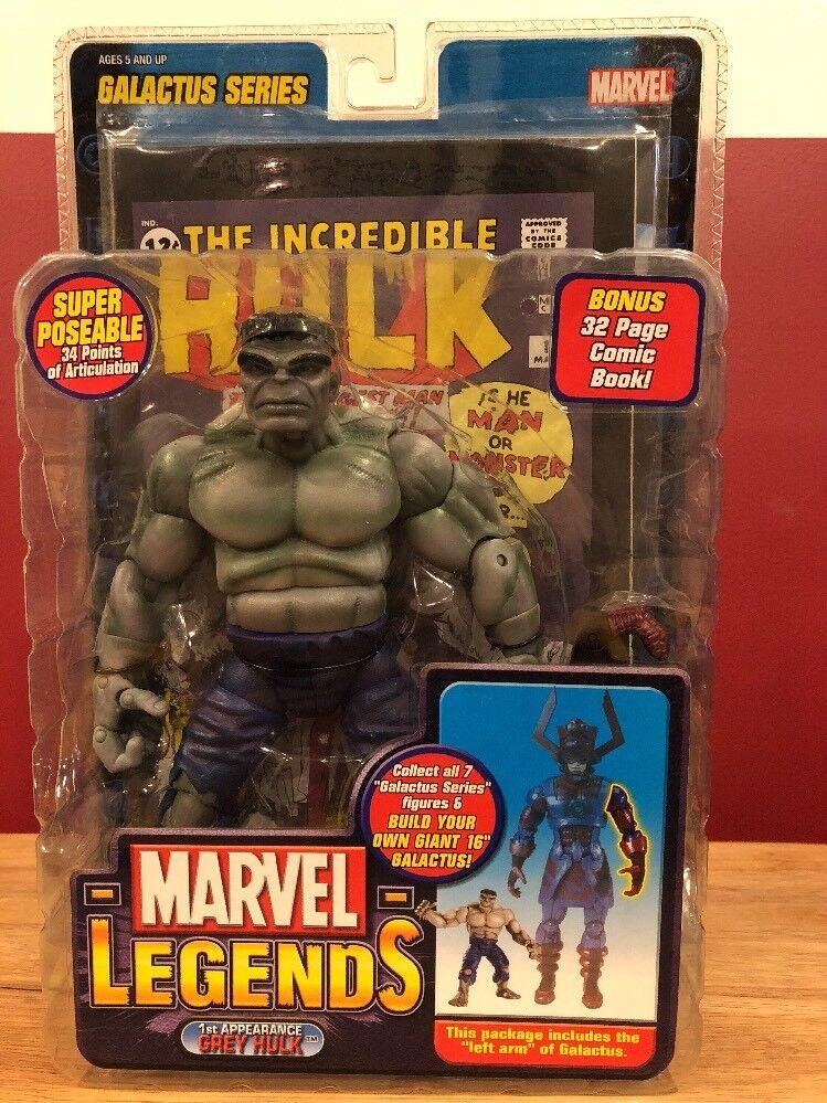Marvel - legenden 1. auftritt grauen hulk baf galactus reihe neues spielzeug - biz