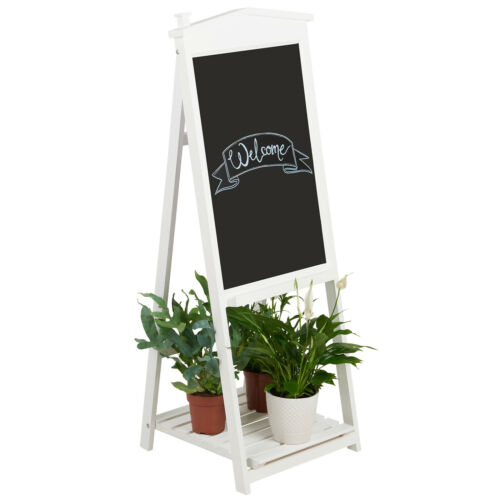 HARTLEYS Grande baignoir Blackboard Présentoir tableau noir CAFE//shop sign