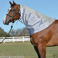 Cashel Fly Sheet Neck Guard Flies Off Horse Sun Protection - Small 66 - 72
