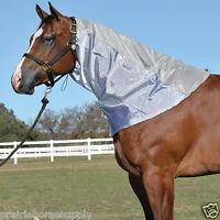 Cashel Fly Sheet Neck Guard Flies Off Horse Sun Protection - Small 66 - 72