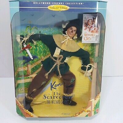 1996 Barbie Doll Ken as The Scarecrow in The Wizard of Oz