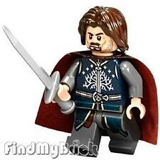 C160 Lego Lord of the Rings Battle at the Black Gate - Aragorn Minifigure 79007