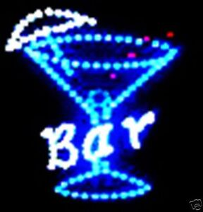 Details about Ultra Bright LED Neon Light Animated Motion Wine BAR Beer  Business Sign B143