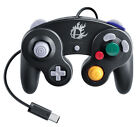 Nintendo GameCube Controller Super Smash Bros Edition Black Wii U