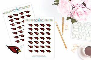 Perfect for all Planners like Erin Condren Minnesota Vikings Planner Stickers