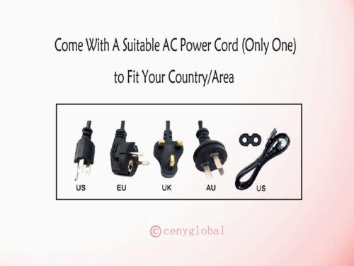 AC Adapter For Getac V100 X V110 F110 V Rugged Tablet PC MIL-STD-461F ADM-6019M