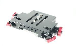 EX17-Bridge-plate-for-15mm-Rod-RED-SCARLET-RAVEN-ARRI-SONY-CANON-BL7