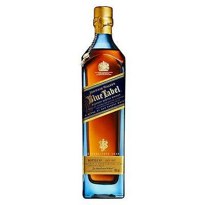 Johnnie Walker Blue Label Scotch Whisky 1 Litre  (Boxed)