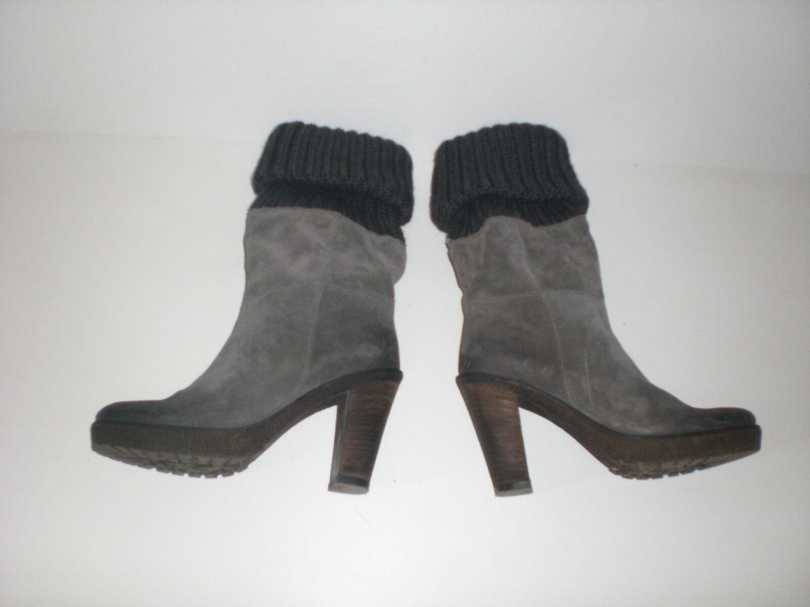 Kennel Schmenger Stiefeletten Leder Stiefel Schuhe Stiefel  Gr.39
