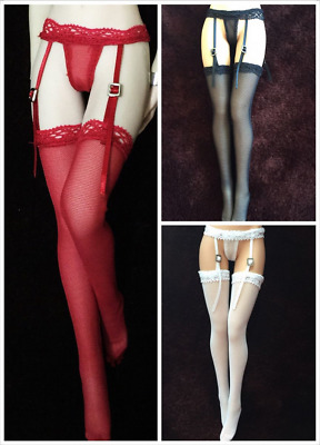 CCTOYS 1//6 CC003 Female Soldier Silk Stockings Clothes Fit 12/'/' PH TBL Figure
