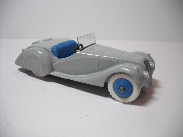 Restaurado Dinky Juguete  38a, Frazer-nash-Sport Coupe Converdeible BMW.   casi Como Nuevo