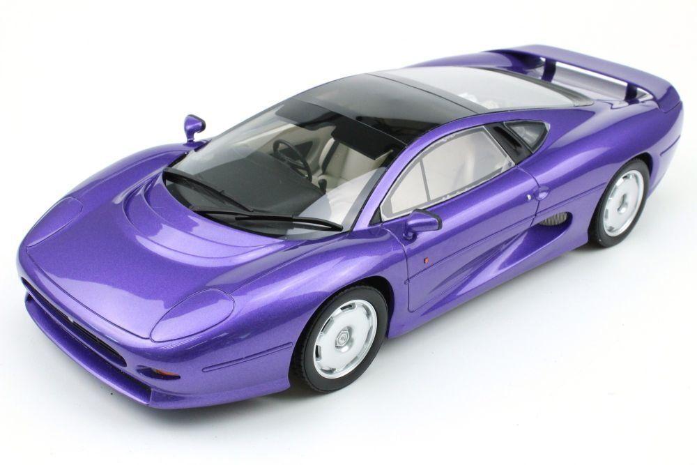 Jaguar xj220 1992 - metallic púrpura púrpura púrpura 1   18 960