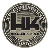 Hk Tan Decal 1949, Heckler & Koch no Compromise Hk416 Mr556 Mr762 P30 Usp