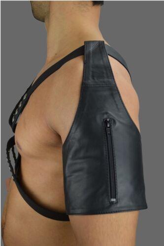 Awanstar Leder bizeps wallet verstellbar Oberarm wallet,Harness Biceps wallet
