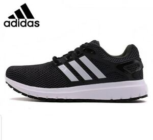 Details about Adidas Mens ENERGY CLOUD M Running Shoes BLACK Size 10 BY1924 NEW Without BOX