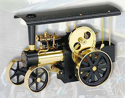 New Made In Germany New Varieties Are Introduced One After Another Au Special Wilesco D406 Black Brass Traction Engine