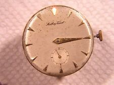 Vintage Mathey-Tissot movement 17J Peseux 180 part or repair
