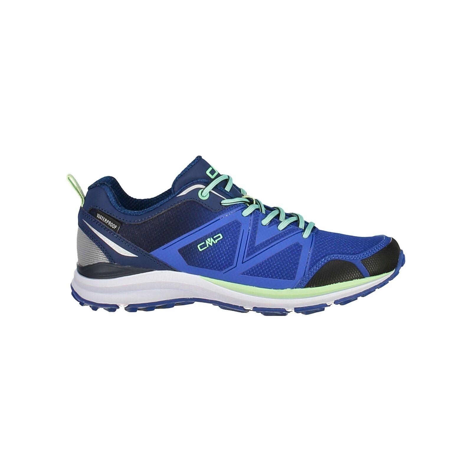 CMP zapatillas  calzado deportivo alya WMN Trail zapatos WP azul impermeable transpirable  precios razonables