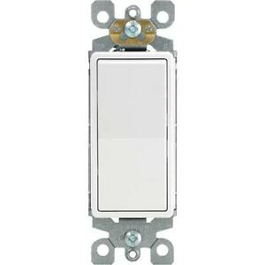 100-Pk-Leviton-Decora-20A-Rocker-Grounded-Single-Pole-Light-Switch-S02-05621-2WS