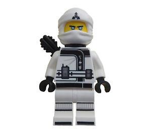 Lego-Ninjago-Zane-ARROW-Quiver-in-Black-njo318-Ninja-Mini-Figure-Minifig-New