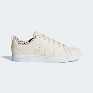 Details about Shoes Adidas Woman vs Advantage Clean K F36244 Beige Spotted  Style Stan Smith