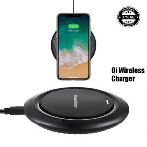 Black-Qi-Wireless-Charger-Charging-Pad-for-Sharp-SH-07D-SH-04D-SH-02D-SH-13C