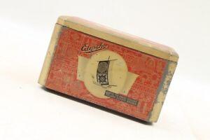 Ancienne-Boite-de-Conserve-Boite-Vide-Eduscho-Dose-Cafe-Collecteur-Decoder-La