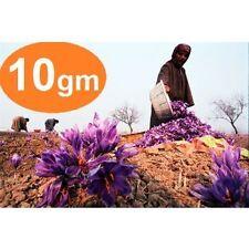 Kashmir Pure Saffron kesar 10 GM Zafran pure stigma kashmiri [PREMIUM GRAD]